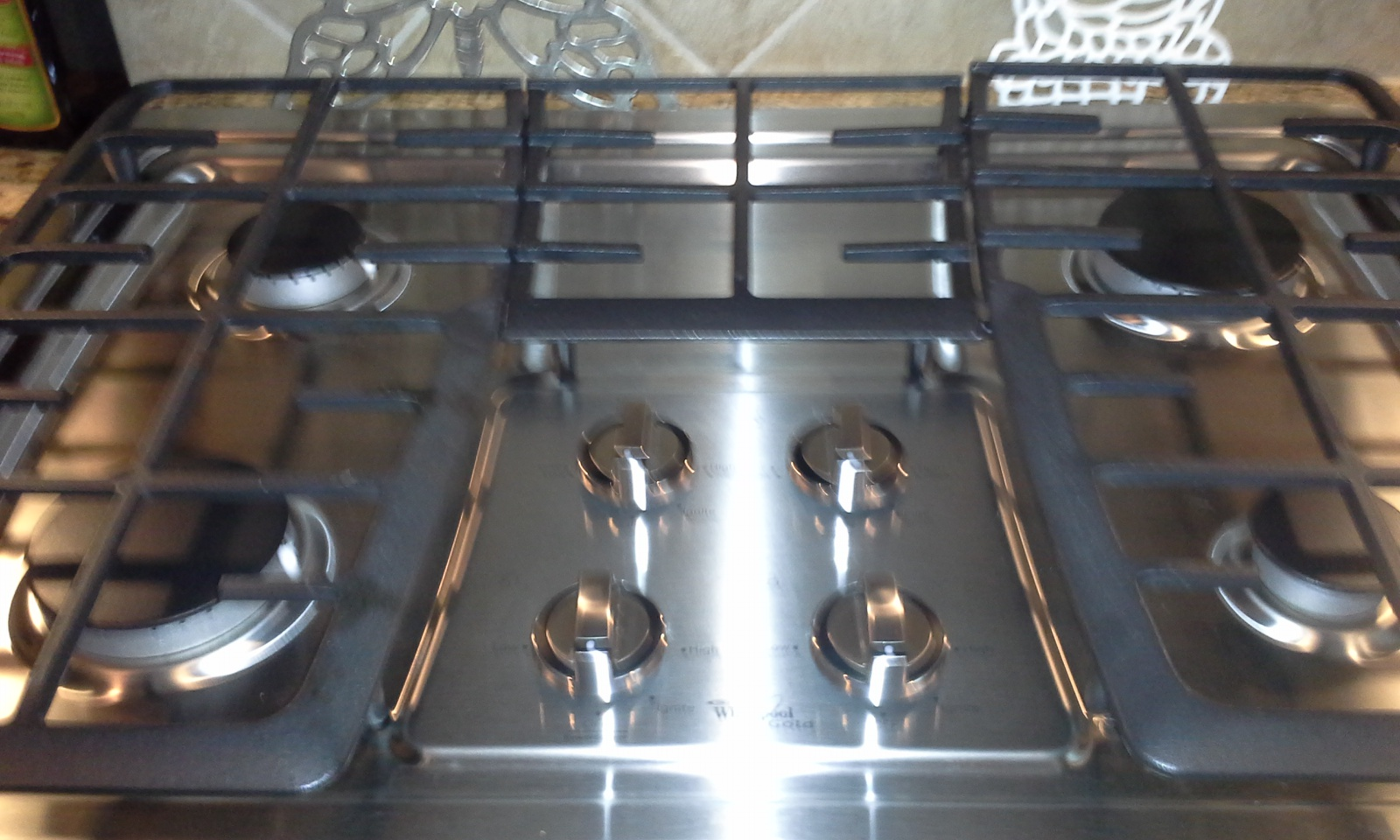 Stainless Steel Cook Top Maintenance
